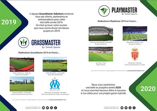 GRASSMASTER SOLUTIONS France 2019